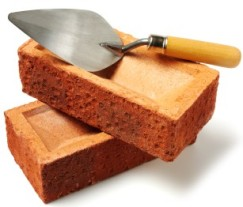 bricks_and_trowel